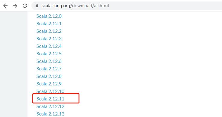 windows10 scala安装
