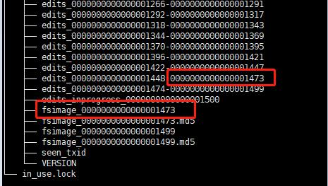 07.HDFS之Fsimage和Edits详解